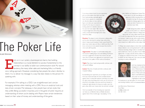 This article was originally featured in the Proview Magazine - Winter 2015
